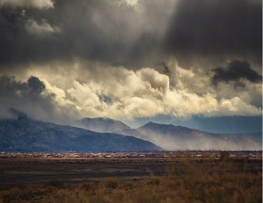 Albuquerque storm