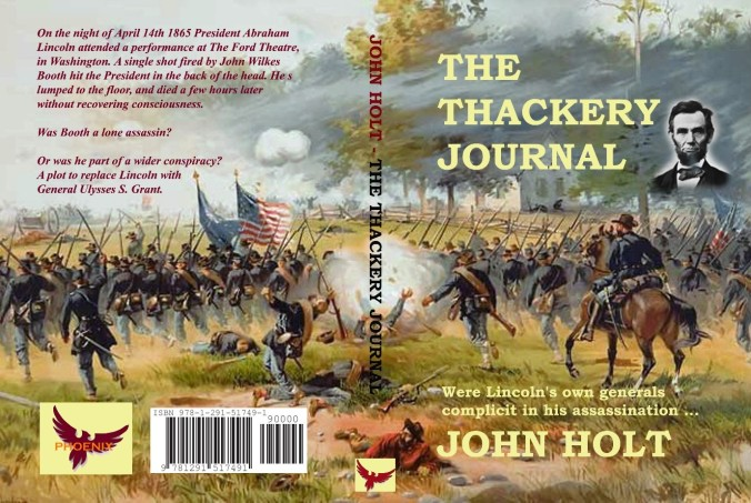 Thackery Journal