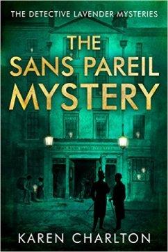 The Sans Pareil Mystery book cover (2)