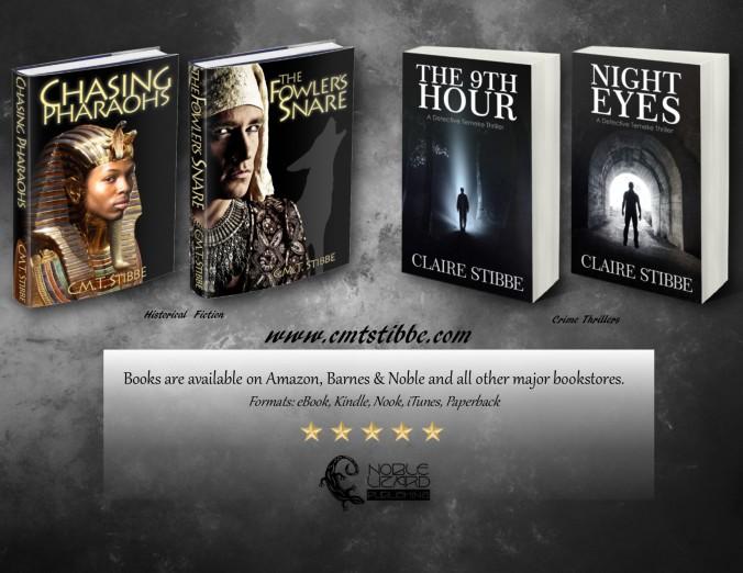 4 Book Banner Blog
