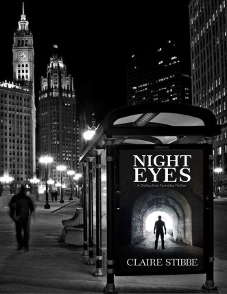 Night Eyes bus stop