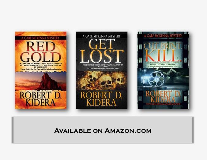 Bob Kidera books