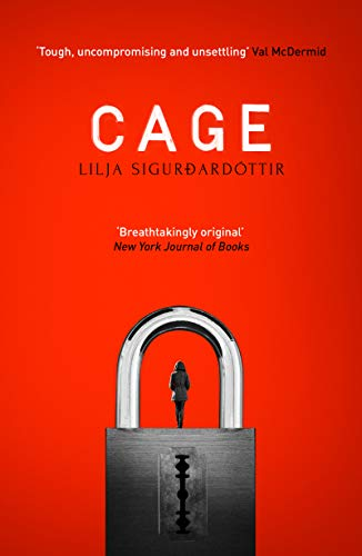 Cage book cover