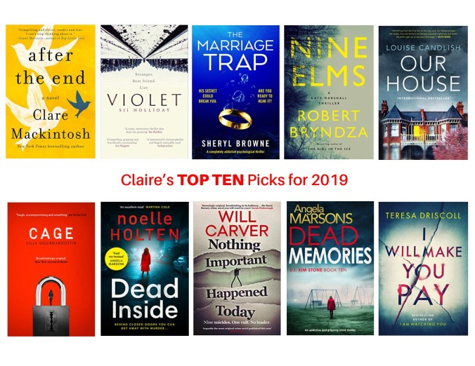 Top 10 Books 2019