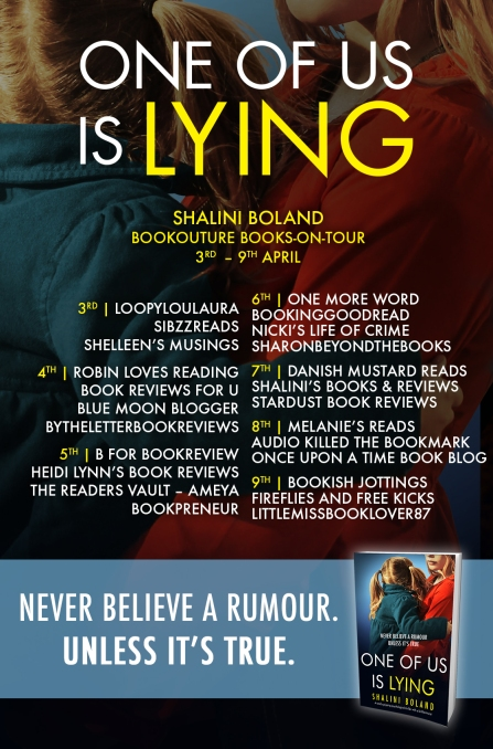 One of Us is Lying - Blog tour (2)