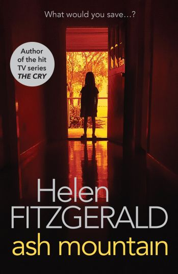 Helen Fitzgerald Ash Mountain Cover Image (2)