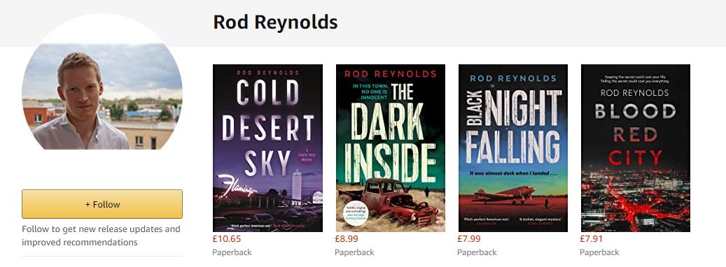 Rod Reynolds